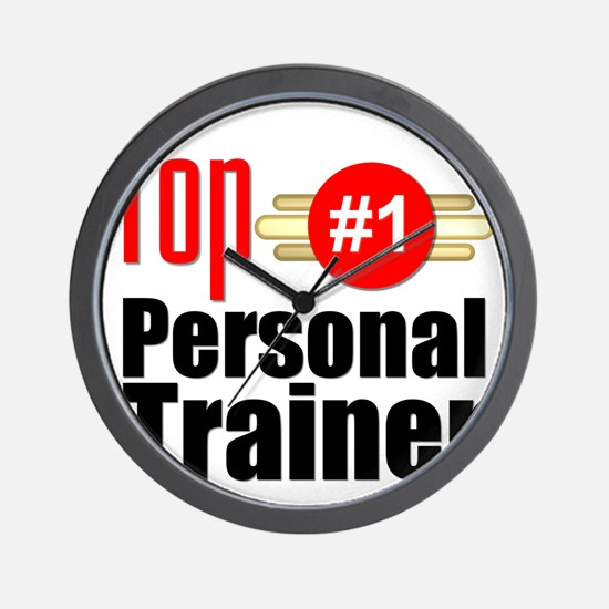 Top Personal Trainer  Wall Clock