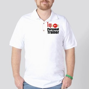 Top Personal Trainer  Golf Shirt