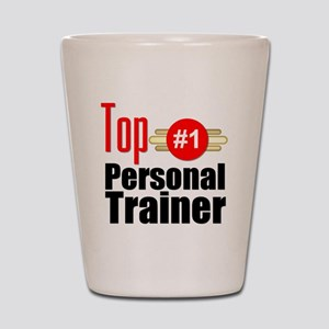 Top Personal Trainer  Shot Glass