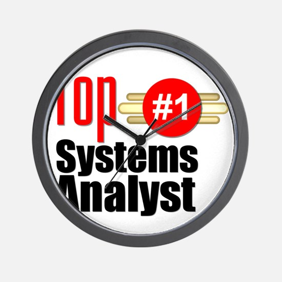 Top Systems Analyst  Wall Clock