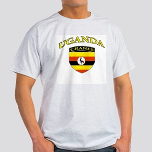 Ugandan soccer Light T-Shirt