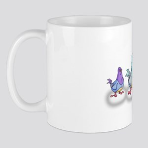GoodFeathers are Angry Birds Mug