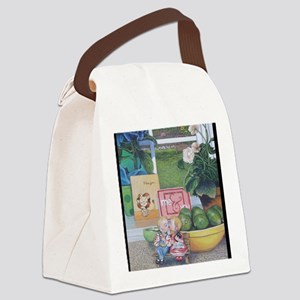 Me  You Canvas Lunch Bag