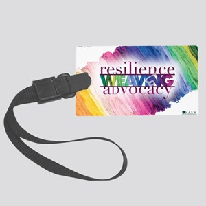 2013 Social Work Month Poster Im Large Luggage Tag
