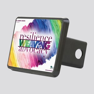 2013 Social Work Month Pos Rectangular Hitch Cover