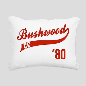 Bushwood Country Club Rectangular Canvas Pillow