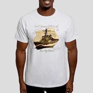 USSBarryDDG-52 T-Shirt