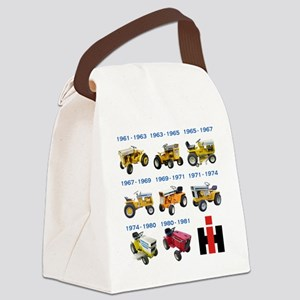 Lineage of IH no lines Canvas Lunch Bag