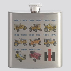 Lineage of IH no lines Flask