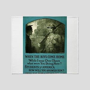 When The Boys Come Home - Wladyslaw T Benda - 1918