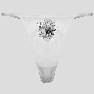 Bighorn Vintage Moose Classic Thong