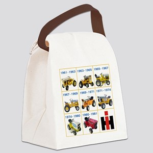 Lineage of IH Cub Cadet Canvas Lunch Bag