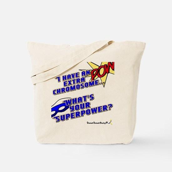 Extra Super Power Tote Bag