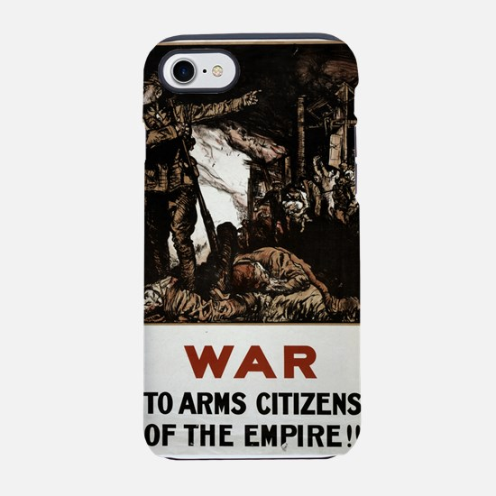 War To Arms Citizens Of The Empire - Frank Brangwy