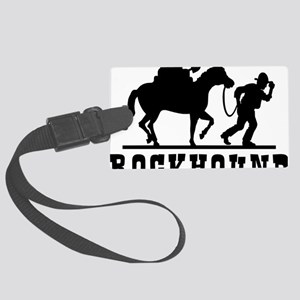 Rockhound Large Luggage Tag