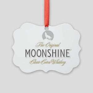 Original Moonshine Picture Ornament