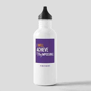 water bottle TimeToKic Stainless Water Bottle 1.0L