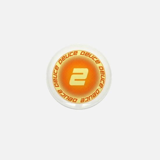 Deuce #2 Mini Button
