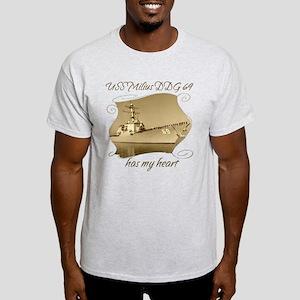 USS Milius (DDG 69) T-Shirt