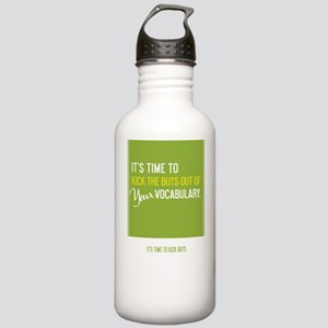 water bottle TimeToKic Stainless Water Bottle 1.0L