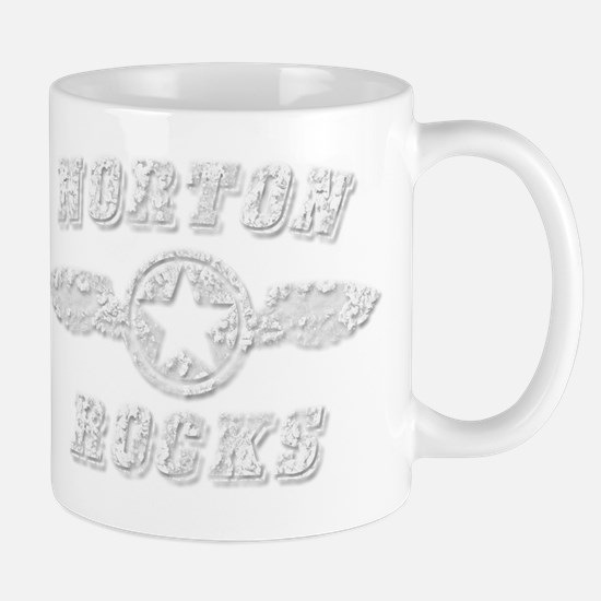NORTON ROCKS Mug