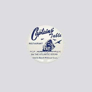Captains Table Restaurant - Wildwood C Mini Button