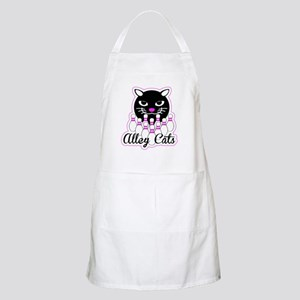 Alley Cat Bowling Apron