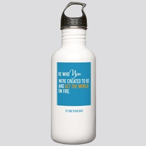 water bottleTimeToKick Stainless Water Bottle 1.0L