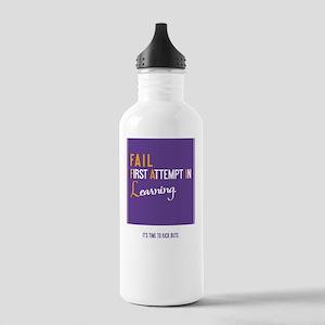 water bottleTimeToKick Stainless Water Bottle 1.0L