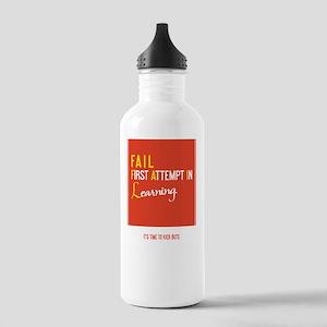 water TimeToKickBuTs F Stainless Water Bottle 1.0L
