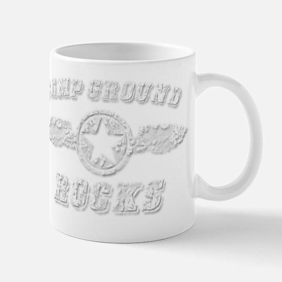 CAMP GROUND ROCKS Mug