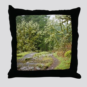 00cover-WNWtrails Throw Pillow