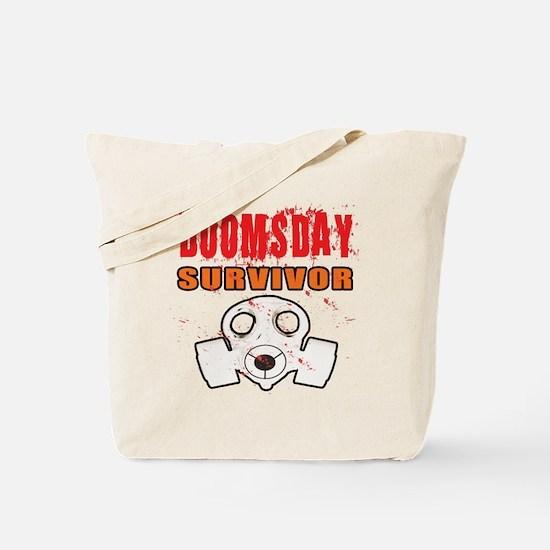 DOOMSDAY SURVIVOR Tote Bag