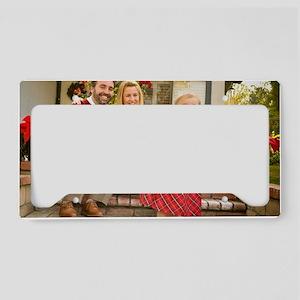 fam License Plate Holder