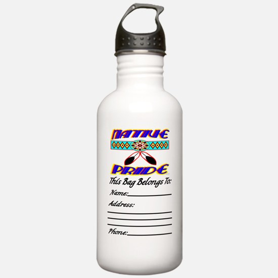 NATIVE PRIDE Water Bottle