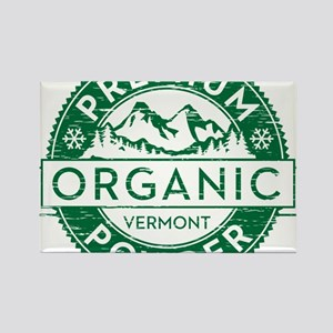 Vermont Powder Rectangle Magnet
