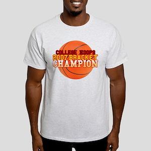 2007 Bracket Champ Light T-Shirt