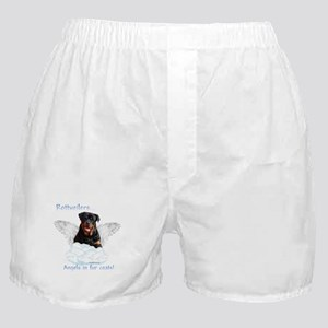 Rottie Angel Boxer Shorts