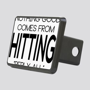 Reply All Rectangular Hitch Cover