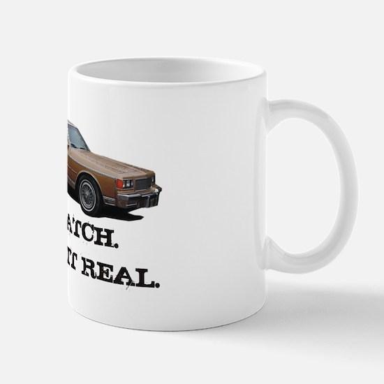 Sasquatch Keeping It Real Mug