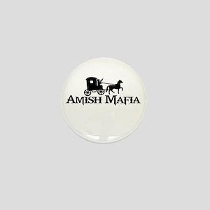 Amish Mafia Mini Button