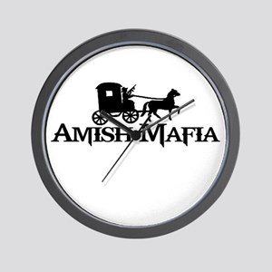 Amish Mafia Wall Clock