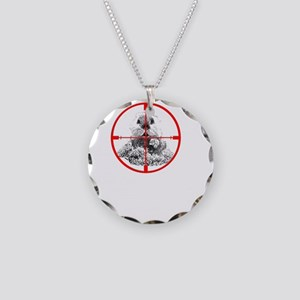 Freeze Gopher Necklace Circle Charm