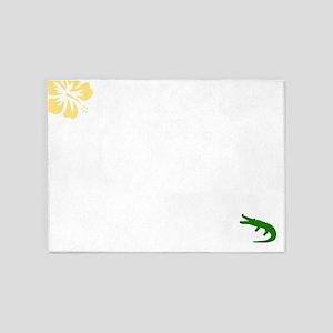 Alligator Magnetic Dry Erase Board 5'x7'Area Rug