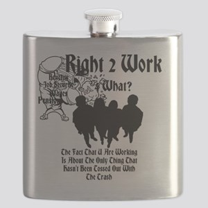 Right 2 Work 4 What? Flask