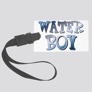 Water Boy Waterboy Large Luggage Tag