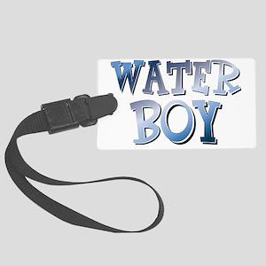 Water Boy Waterboy Large Luggage Tag