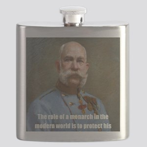 Franz Josef I Flask