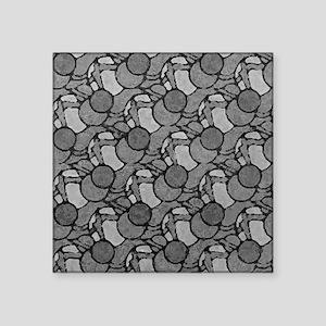 Art Nouveau Tile Stickers - CafePress