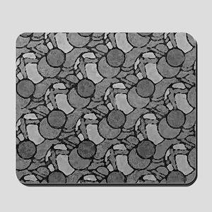 art deco art nouveau geometric Mousepad
